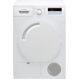 Bosch Serie | 4, Heat pump tumble dryer, 8 kg WTH84000GB