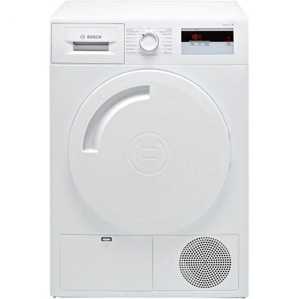 Bosch Serie 4 Heat Pump Tumble Dryer 8 kg – WTH84000GB