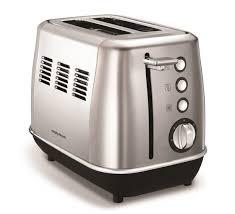 Morphy Richards Evoke 2 Slice Stainless Steel Toaster – 224406