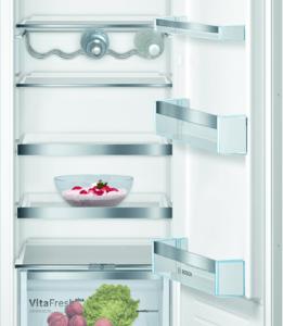 Bosch Serie | 6, built-in fridge, 177.5 x 56 cm KIR81AFE0G