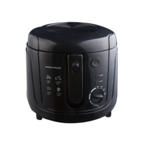 Morphy Richards Deep Fryer 2.5L Black – 980515