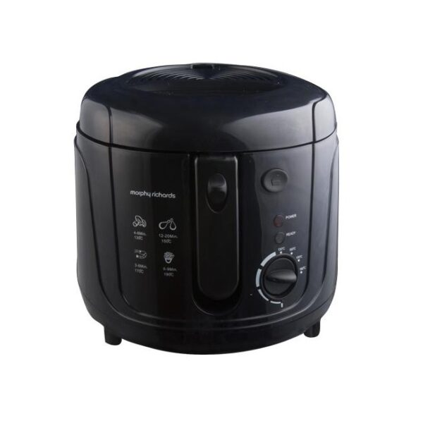 Morphy Richards Deep Fryer 2.5L Black – 980515