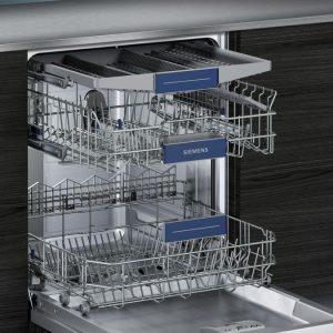 Siemens iQ500, Fully-integrated dishwasher, 60 cm SN658D02MG