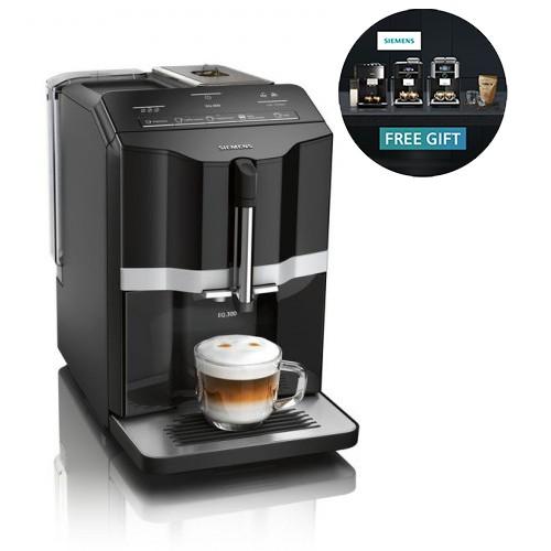 Siemens Fully automatic coffee machine, EQ.300, TI351209GB