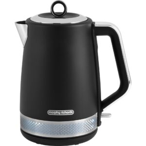 Morphy Richards Illumination 1.7 Litre Kettle – Black – 108020