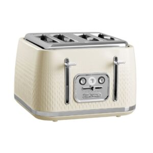 Morphy Richards Verve Textured 4 Slice Toaster – 243011