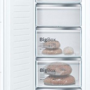 Bosch Serie | 6, built-in freezer, 177.2 x 55.8 cm GIN81AEF0G
