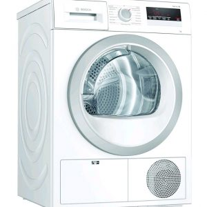 Bosch Serie 4, Condenser tumble dryer, 8 kg – WTN85201GB