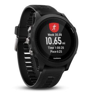 Garmin Forerunner 935 GPS Multisport Smartwatch – black 010-01746-04