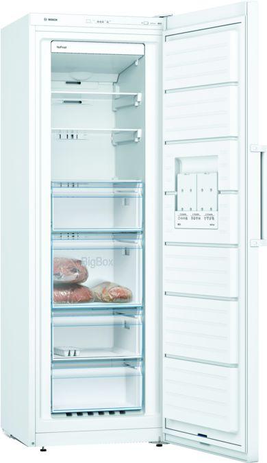 Bosch No Frost Upright Freezer 176X60cm – GSN33VWEPG