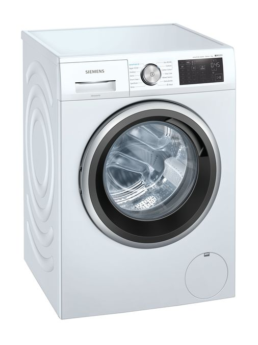 Siemens iQ500 WM14UQ91GB Washing Machine, front loader 9 kg 1400 rpm