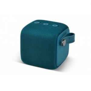 Fresh 'n Rebel Rockbox Bold S Petrol Blue Waterproof Bluetooth Speaker – 1RB6000PB – 656586