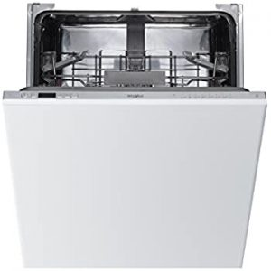 Whirlpool 6th Sense Integrated Full Size Dishwasher WIC3C26UK