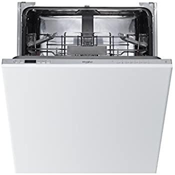 Whirlpool 6th Sense Integrated Full Size Dishwasher WIC3C26UK