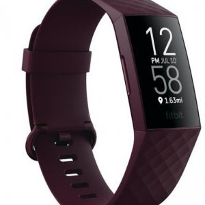 Fitbit Charge 4 Advanced Fitness Tracker + GPS In Rosewood | FB417BYBY