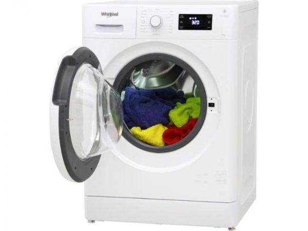 Whirlpool FWG81496W 8kg 1400rpm Freestanding Washing Machine - White