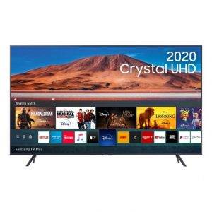 "Samsung 50"" Crystal UHD Smart TV - UE50TU7100KXXU"