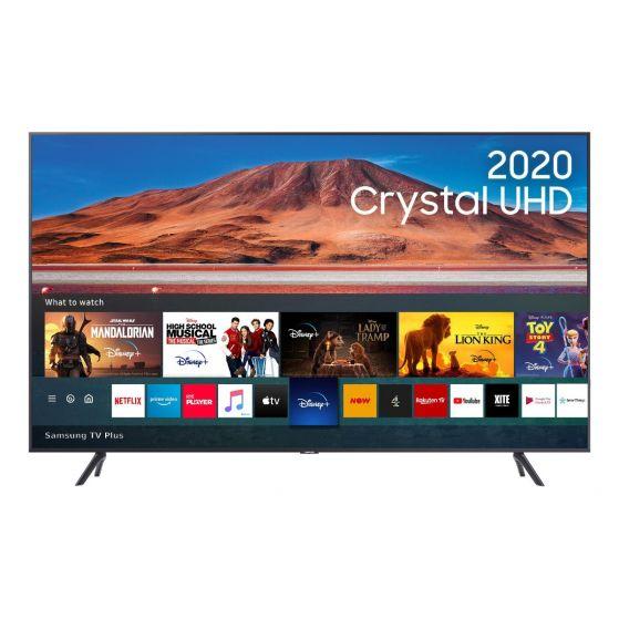 """Samsung 50"""" Crystal UHD Smart TV - UE50TU7100KXXU"""