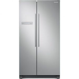Samsung NoFrost Freestanding American Fridge Freezer - Metal Graphite | RS54N3103SA
