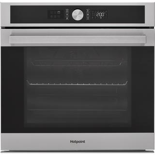Hotpoint Class 5 Built-In Electric Single Oven – Inox | SI5854PIX