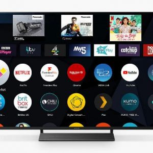 Panasonic 50″ Ultra HD 4K LED Television- TX-50HX820B