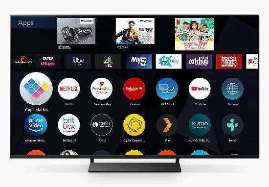 Panasonic 50″ Ultra HD 4K LED Television- TX-50HX820B