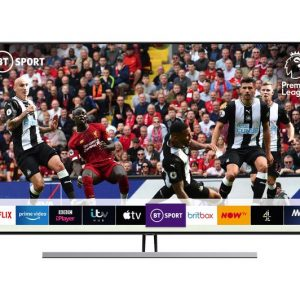 Samsung QE65Q85RATXXU 65 Inch Q85R QLED 4K Quantum HDR Smart TV