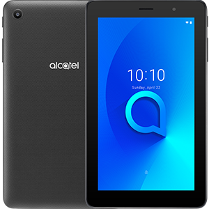 "Alcatel 80682AALGB1, T7 7"" 1GB/8GB 8.1 QC Tablet, Black"