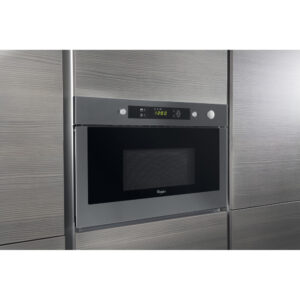 Whirlpool Built in microwave oven: Stainless Steel – AMW 423/IX