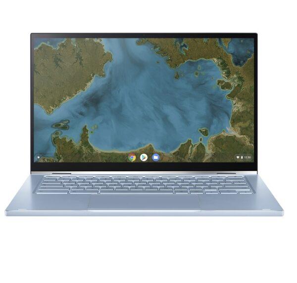 Asus 14″ Flip Chromebook 4GB 64GB HDD – C433TA AJ0005