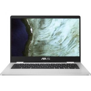 ASUS Chromebook C423NA-BV0078 Laptop – Display 14″ NanoEdge – Intel Celeron N3350 Processor, 4GB RAM, 64GB EMMC – Chrome OS