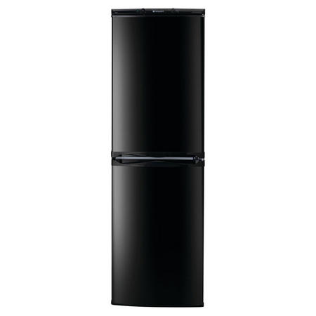 Hotpoint Frost Free 50/50 Fridge Freezer – Black – HBNF5517BUK