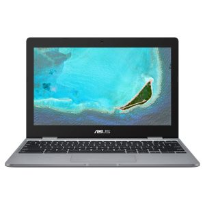 Asus Chromebook 11.6″ HD 32GB Laptop – Grey | C223NA-GJ0014