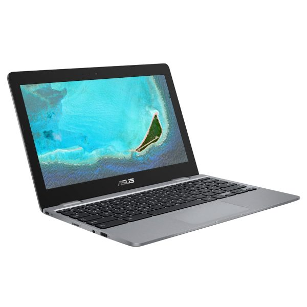 Asus Chromebook 11.6″ HD 32GB Laptop Grey – C223NA-GJ0014