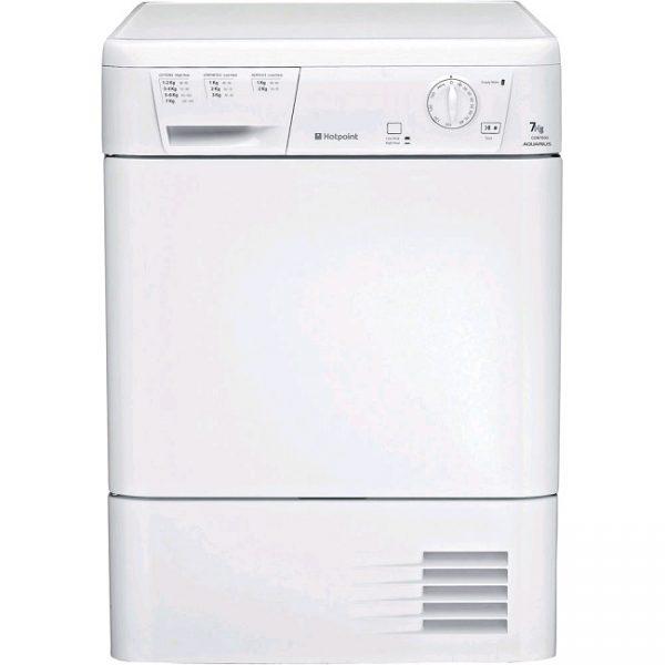 Hotpoint Aquarius 7kg Condenser Tumble Dryer CDN7000