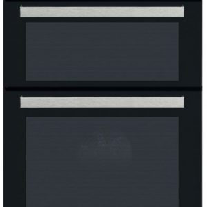 Hotpoint Built-In Electric Double Oven – Stainless Steel – DKD3841IX