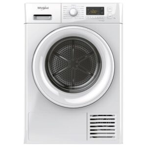 Whirlpool  Heat Pump Tumble Dryer A++ 8kg White – FTM1182UK