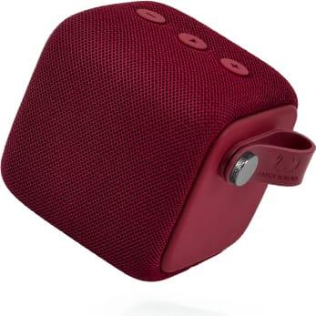 Fresh 'n Rebel Rockbox Bold S Ruby Red Waterproof Bluetooth Speaker – 1RB6000RR – 656500