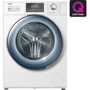 Haier HW120-B14876 12KG 1400 Spin Freestanding Washing Machine – White
