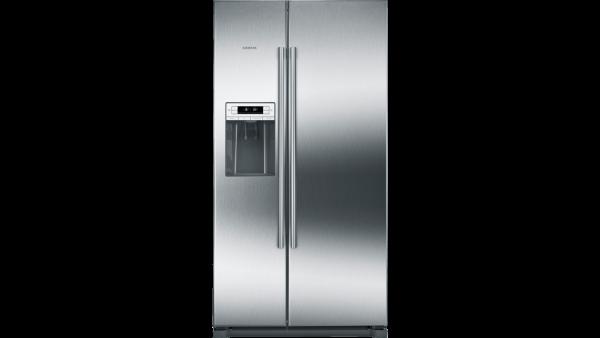 Siemens KA90iVi20G iQ300 USA Style side by side Fridge Freezer