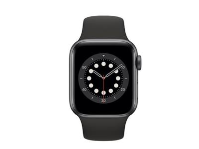 Apple Watch Series 6 44MM Aluminium Case with Sports Band - Space Grey | M00H3B/A