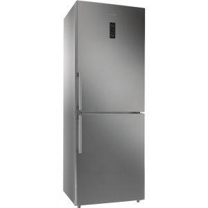 Hotpoint fridge freezer 70cm st/steel – NFFUD191X1
