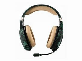 TRUST Camouflage Green Gaming Headset – T20865