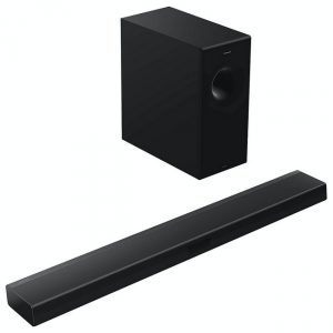 Panasonic SC-HTB600EBK Home Theatre Soundbar with Bluetooth and Dolby Atmos, Black