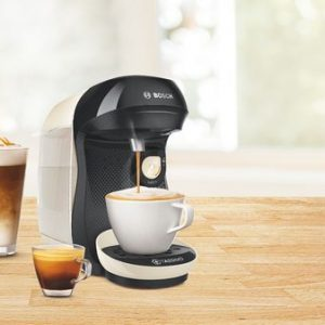 Bosch Tassimo TAS1007GB Happy Pod Coffee Machine