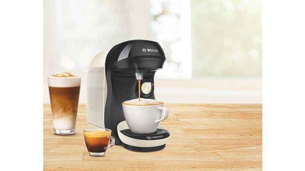 Bosch Tassimo TAS1007GB Happy Pod Coffee Machine
