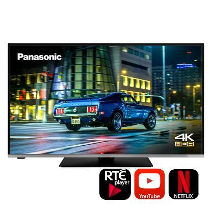 "Panasonic 43"" Ultra HDR 4K LED Television- TX-43HX585B"