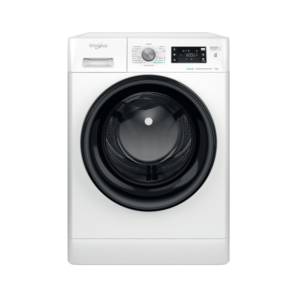 Whirlpool FreshCare FFB 7438 WV UK Washing Machine 7kg 1400rpm - White