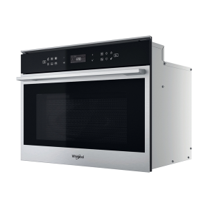 Whirlpool W Collection Built-in Microwave Oven – Stainless Steel – W7 MW461 UK