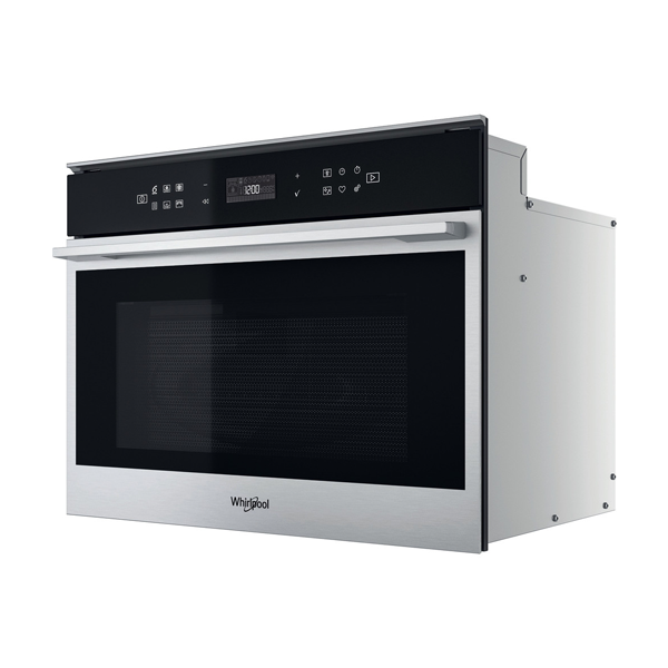 Whirlpool W Collection Built-in Microwave Oven – Stainless Steel – W7MW461UK